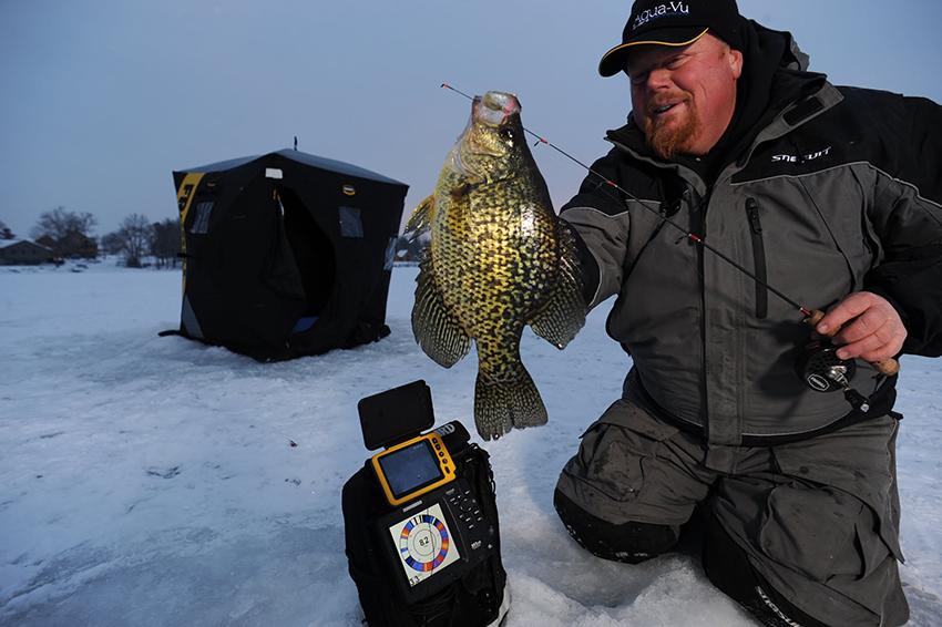 рыбалка видеокамера для подледного