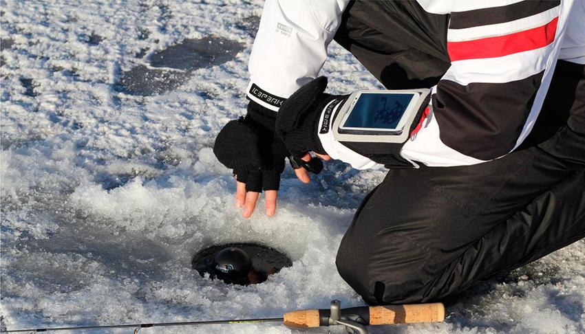 Эхолот для зимней рыбалки через лед - основные характеристики и лучшие модели