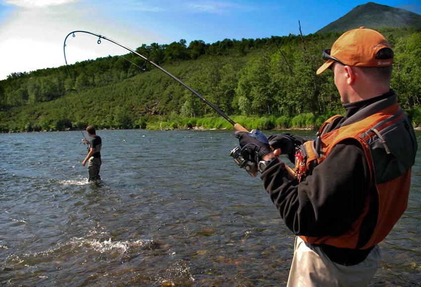 Рыбалка на реках Кировской области