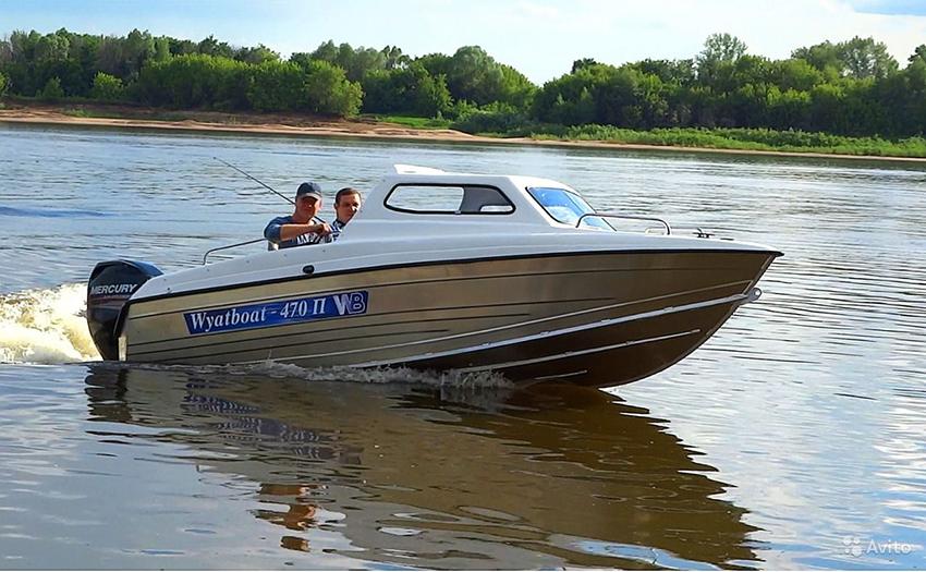 Средний ценовой сегмент алюминиевых лодок