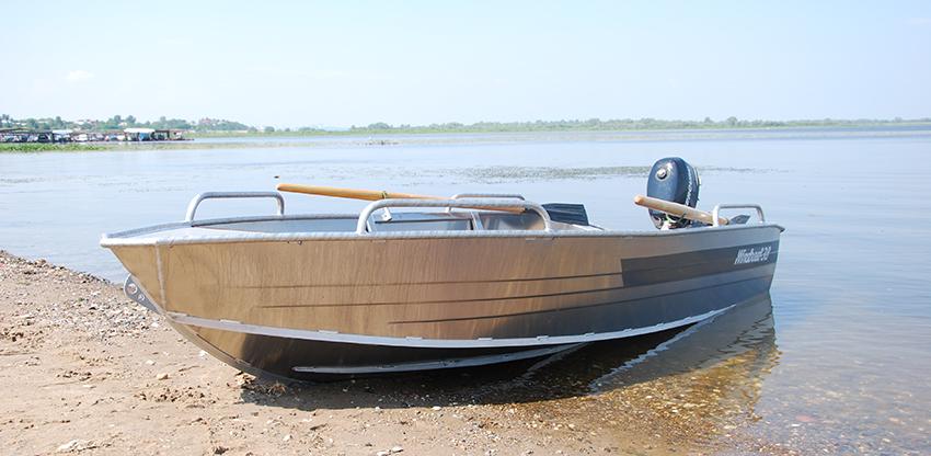 покупка лодки