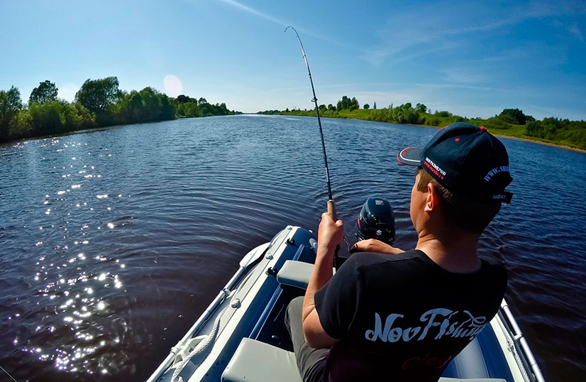 отчеты о рыбалке в капустино