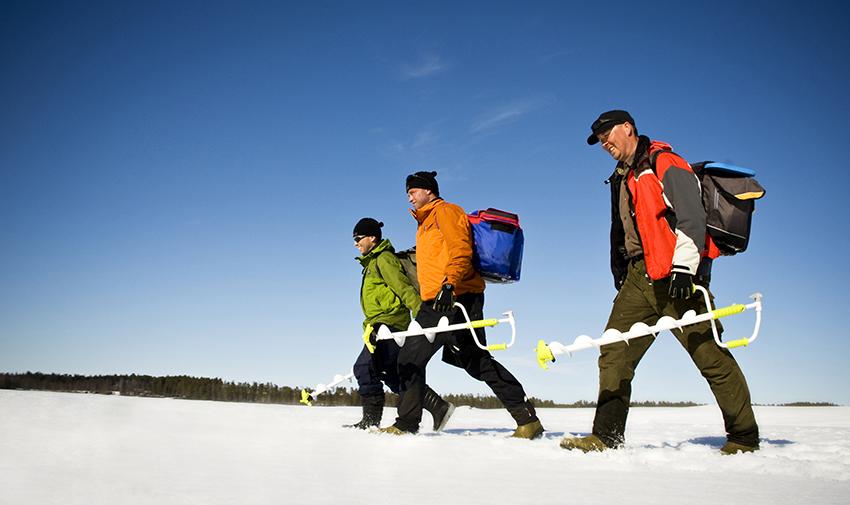 Ручной бур для льда для рыбалки. Как правильно выбрать