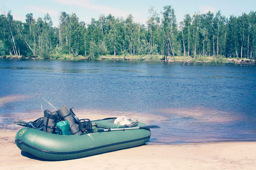 надувные лодки пвх для сплава по реке