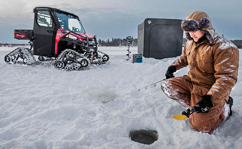 Термобелье мужское для зимней рыбалки - обзор материалов, видов и ТОП моделей