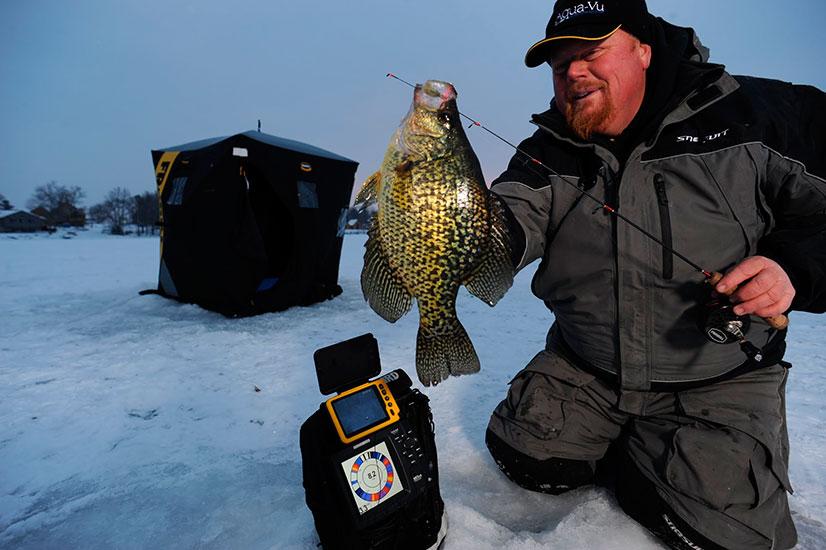 Камеры для рыбалки для подледной ловли - как выбрать, пользоваться и увеличить улов?