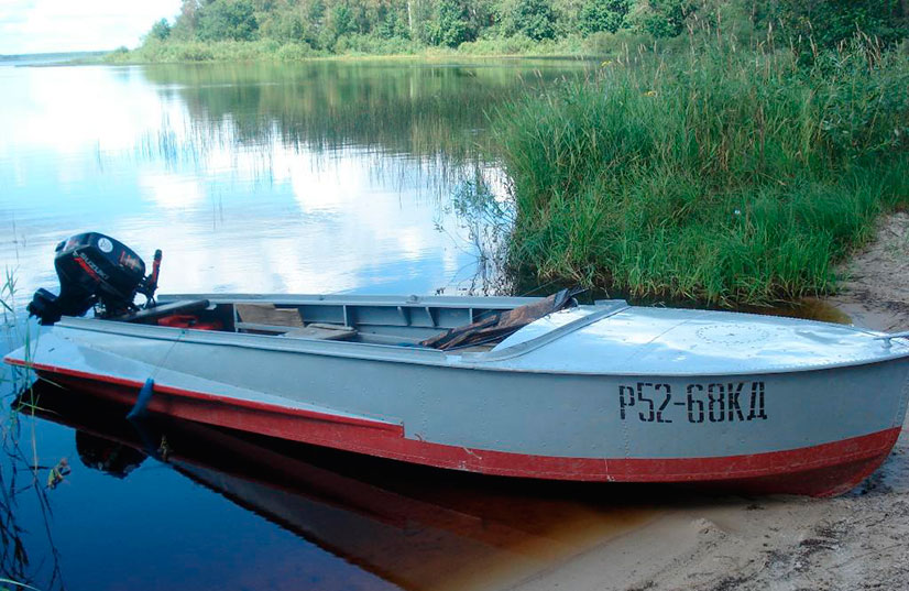 лодки дюралевые б.у чебоксары