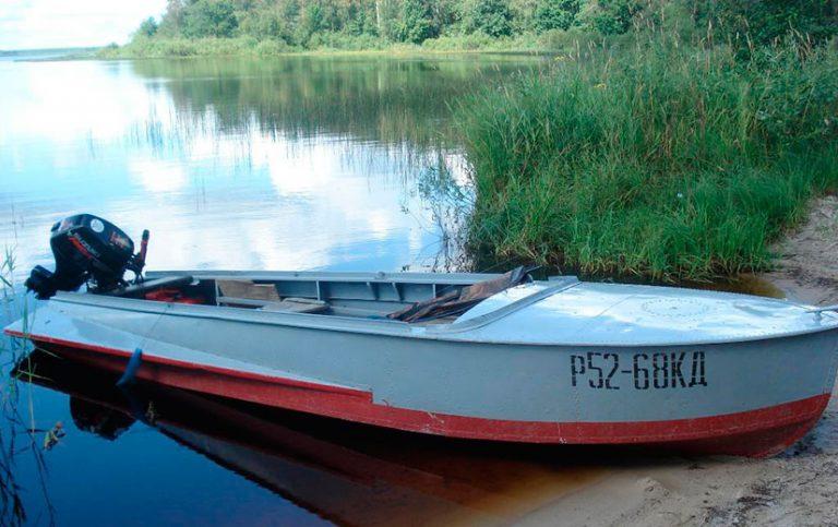 лодка б у казанка цена б у