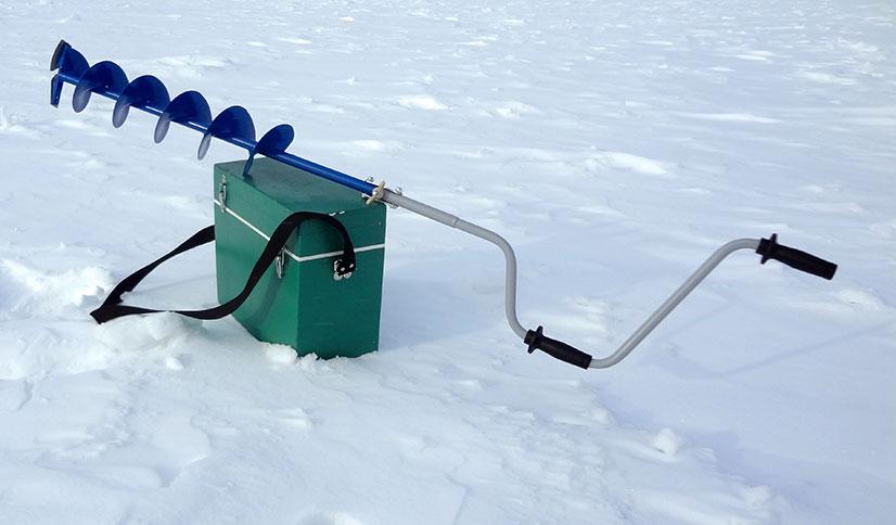 Все о ледобурах для рыбалки - виды, лучшие модели и советы по выбору