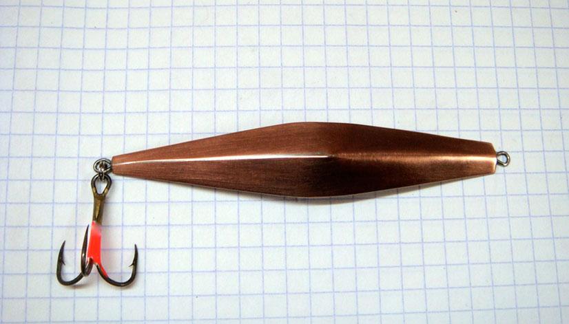Изготовление зимних блесен на судака своими руками - устройство, виды и отзывы