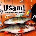 Воблеры Усами (Usami) — бренд, отличительные особенности и лучшие модели