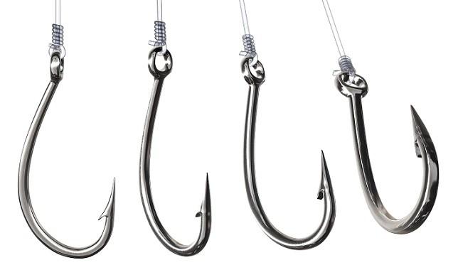 как выбирать крючки для рыбалки видео