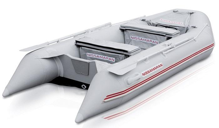 лодки пвх с алюминиевым полом ниссамаран
