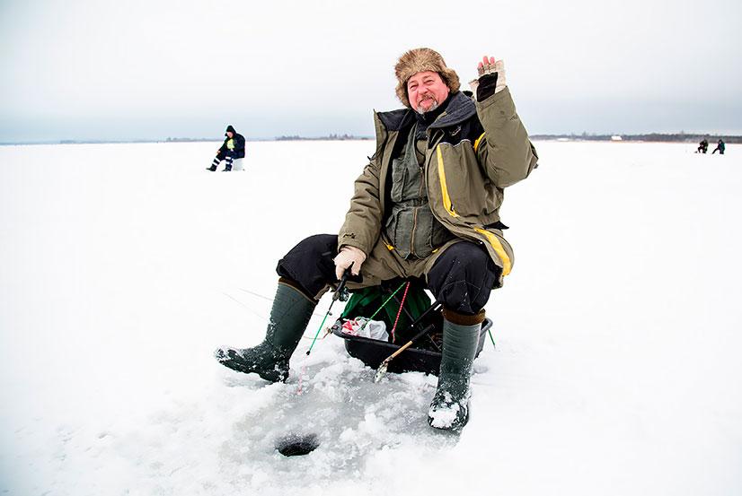 Собираемся на рыбалку в зимний Екатеринбург- выбор палатки куба