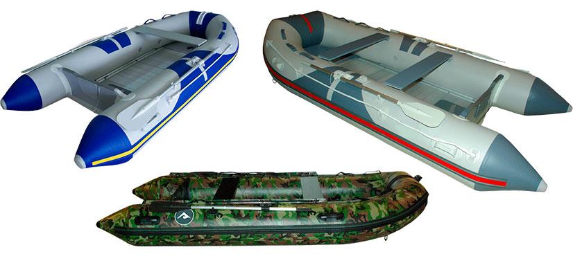 Рейтинг лодок из ПВХ - лучшие модели и отзывы