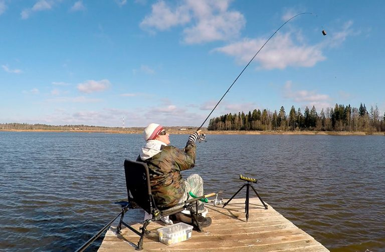 открытие летнего рыболовного сезона в московской области
