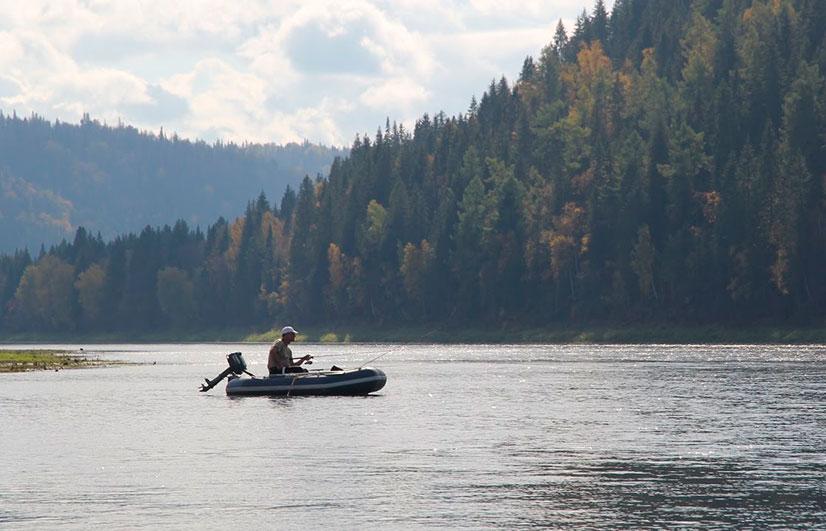 Рыбалка в Башкирии - все о сезонах и местах для рыбной ловли