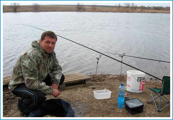 рыбалка клева в саратове
