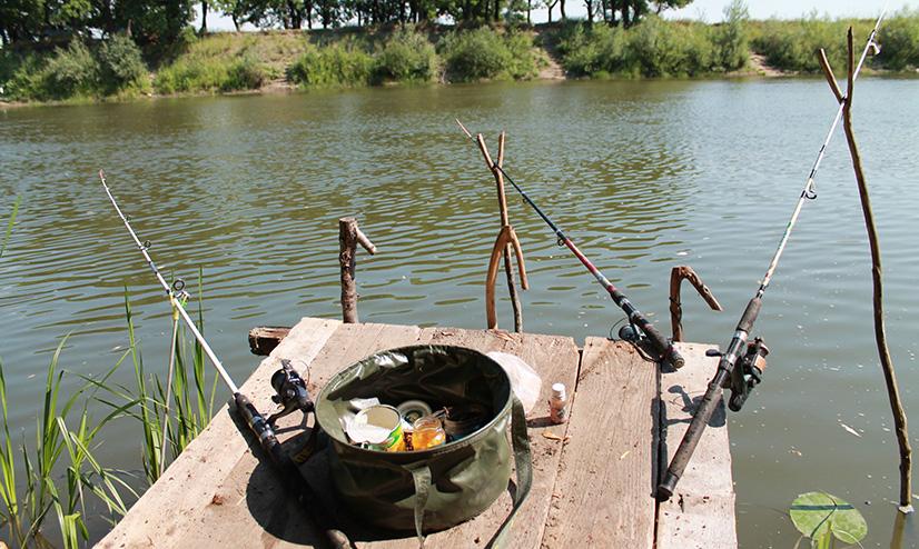 Рыбалка в саратове 2018