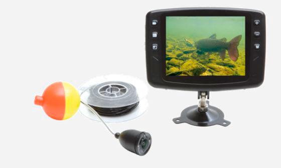 подводные камеры для рыбалки отзывы