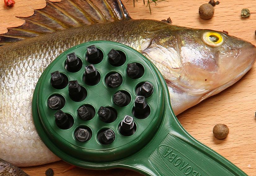 Выбираем чистилку для рыбы