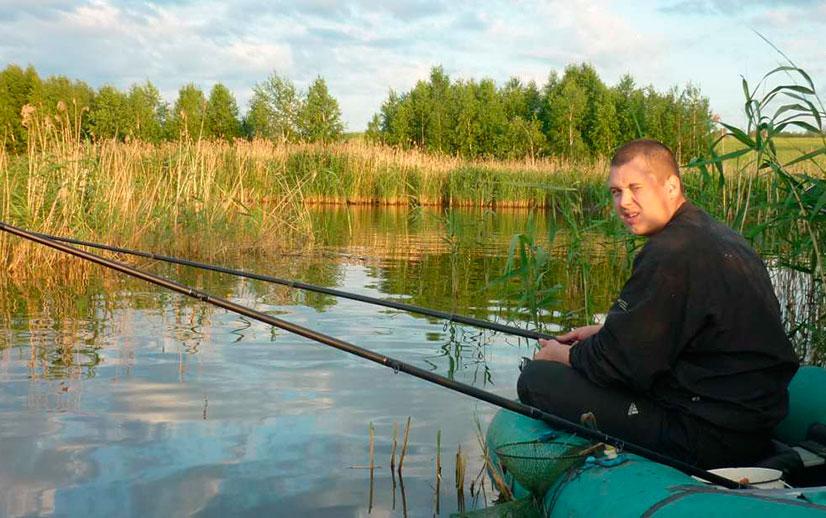 Рыбалка на живца весной