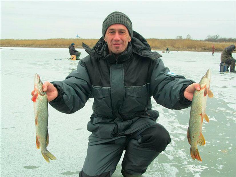 балансир рыбалка