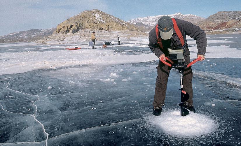 Рыбная ловля на реках в декабре - особенности и советы