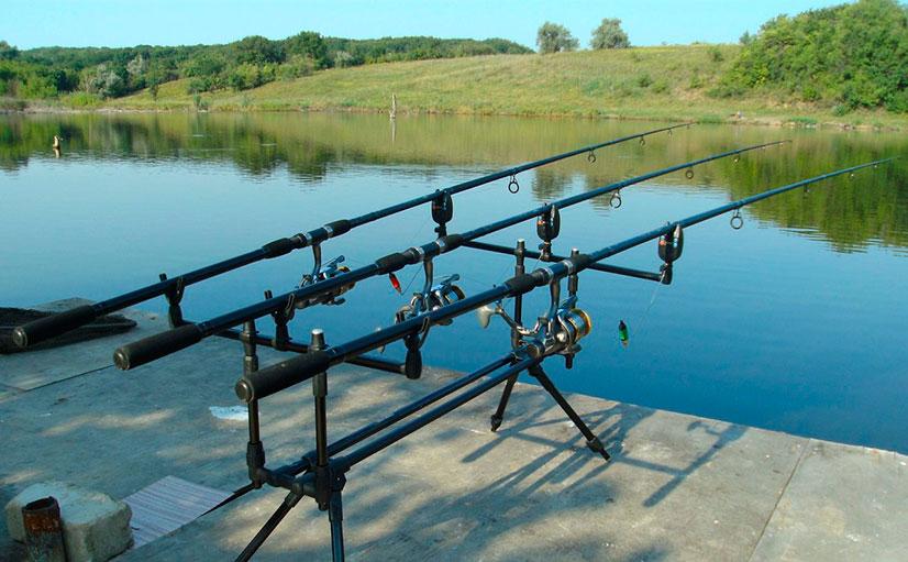 купить стойки для рыбалки