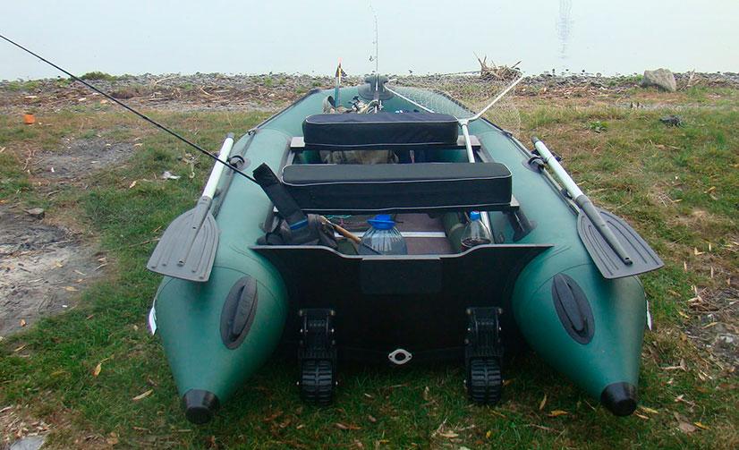 правила пользования надувных лодок