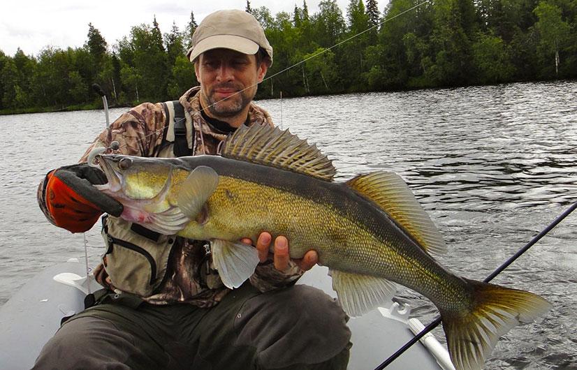 рыбалка на спиннинг в вологодской области