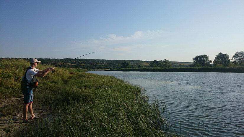 Рыбалка на сома осенью