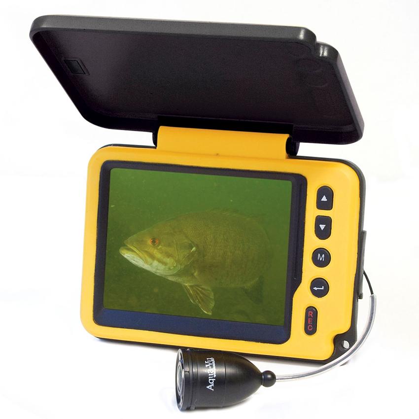 Камера для подледной рыбалки - делаем правильный выбор!