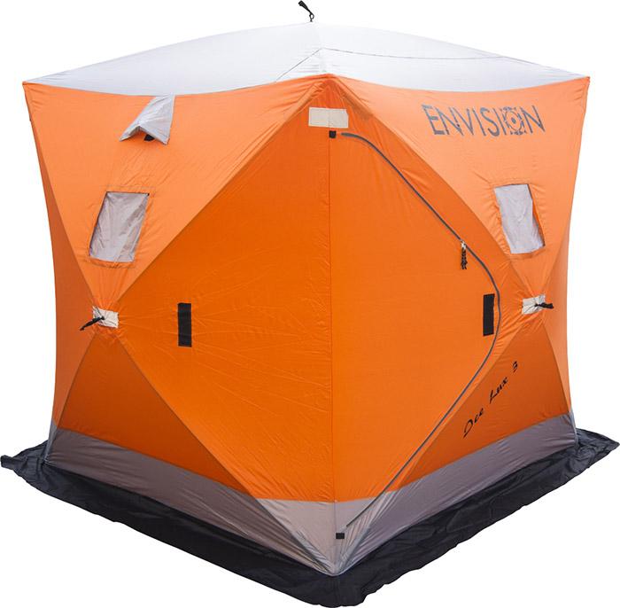 Отзывы о кубических палатках
