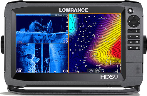 lowrance-hds-9-gen3-mfd-shading-front-view