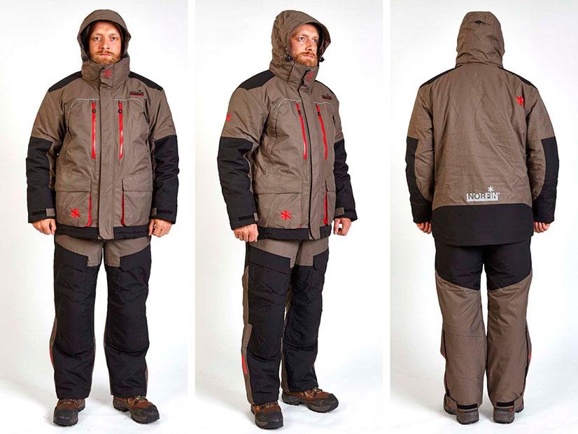Зимний рыболовный костюм «Норфин» (Norfin) - особенности, обзор лучших моделей и отзывы