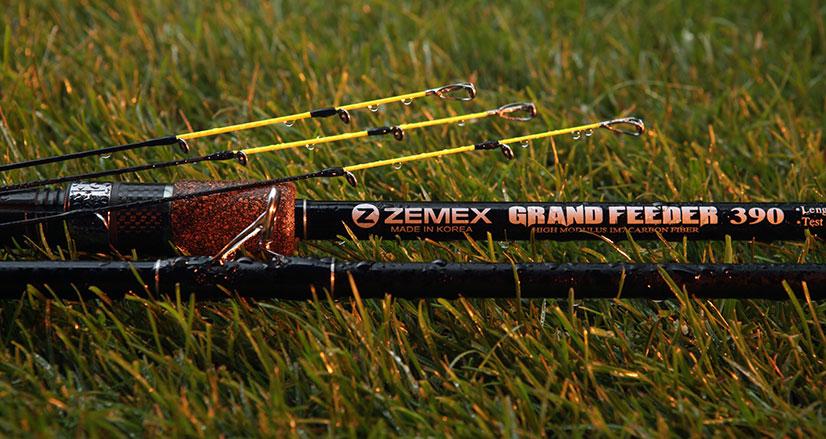 Обзор спиннингов Земекс (Zemex) - особенности, характеристики, отзывы