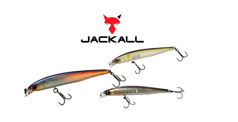 Воблер Джакала (Jackall) - особенности, топ 10 моделей и отзывы