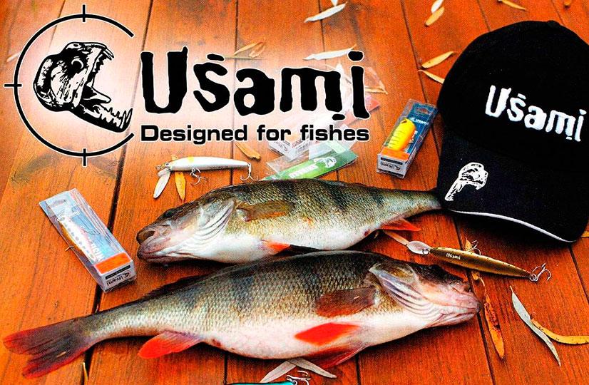Воблеры Усами (Usami) - бренд, отличительные особенности и лучшие модели