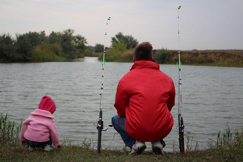 Рыбалка на платных прудах в Саратовской области - десятка лучших мест