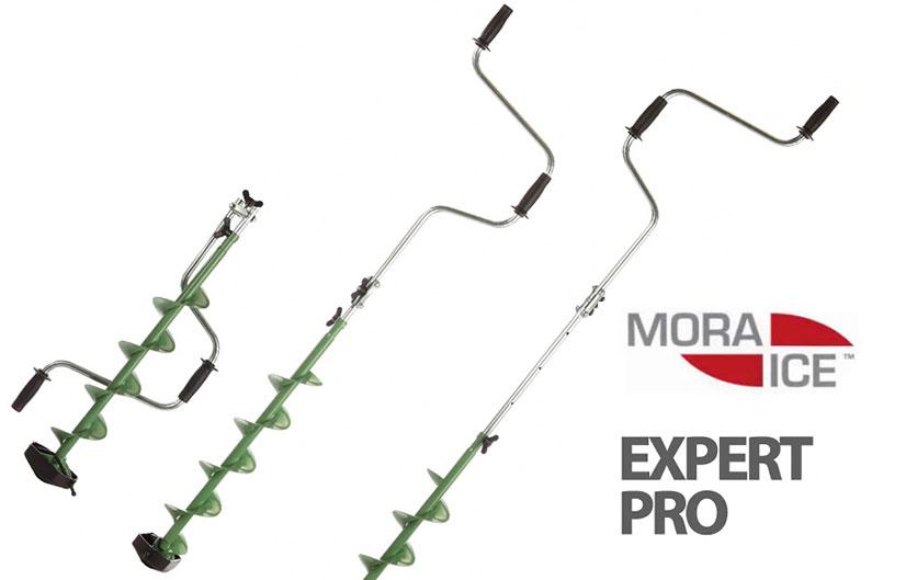 Шведские ледобуры Мора (Mora)