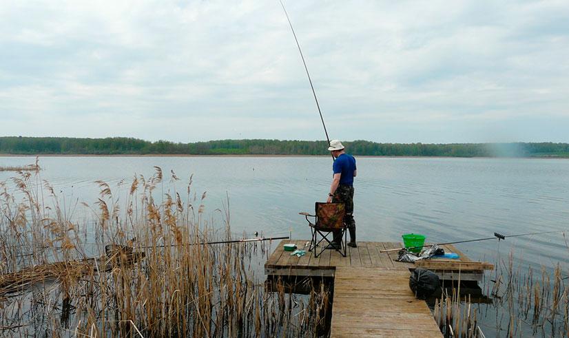 Межура - рыбалка без границ
