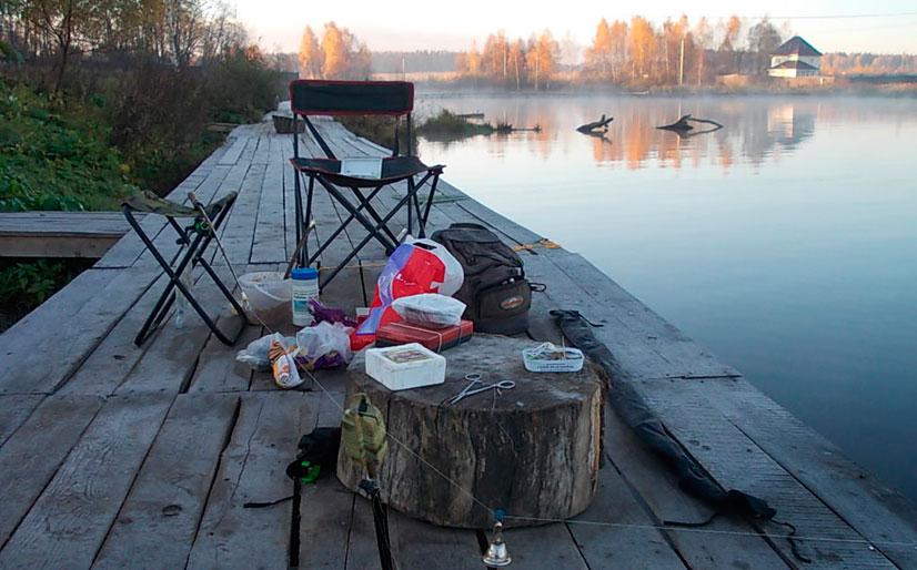 Рыбалка в Белавино - отзывы, цены на рыбалку