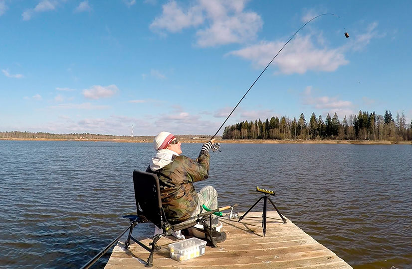 Рыбалка в Раково - обзор водоемов, как добраться, контакты и отзывы
