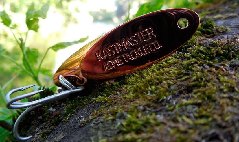 Блесна Кастмастер (Kastmaster) своими руками