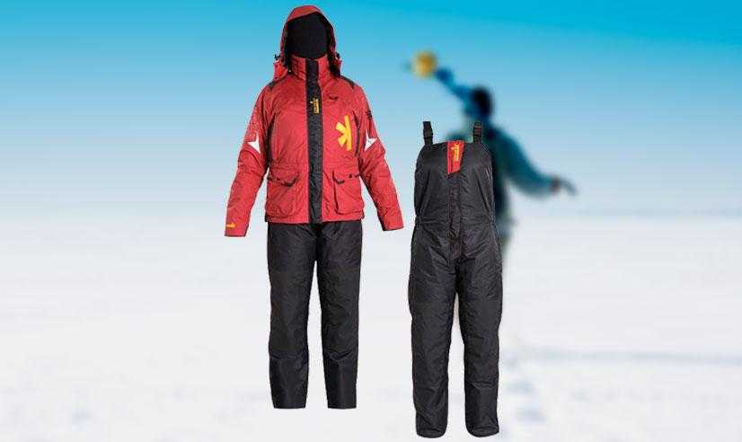 Выбираем женский зимний костюм для рыбалки