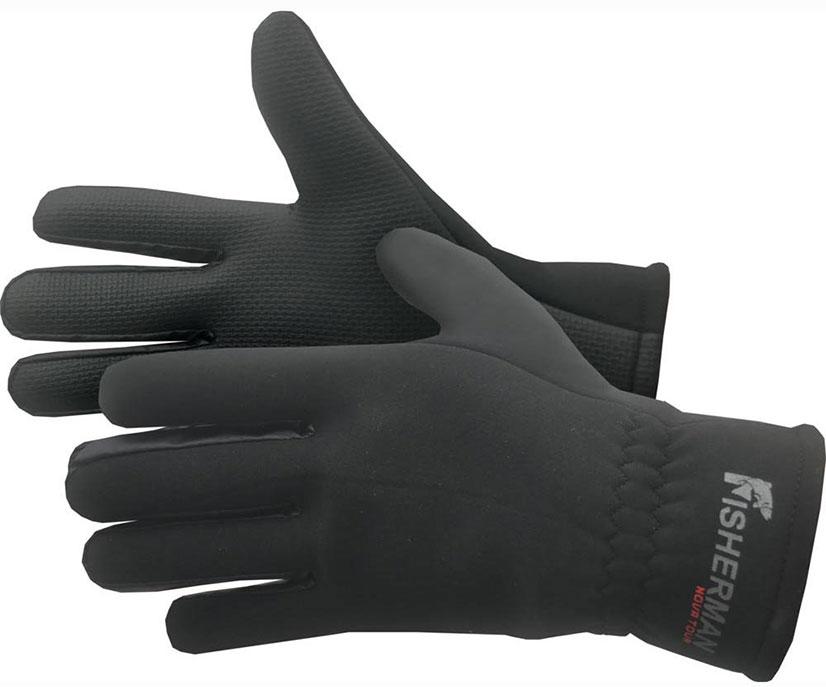 Неопреновые перчатки для рыбной ловли - советы по выбору