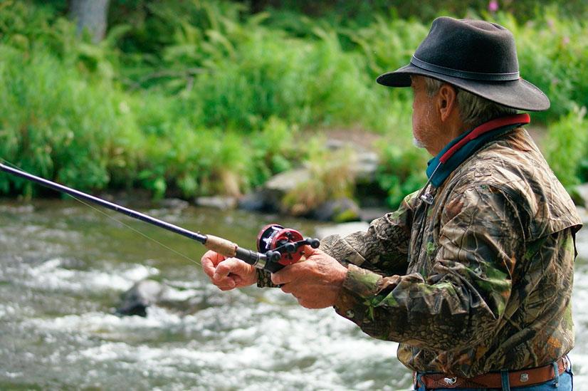 Рыбалка в окрестностях Мурома - места, способы ловли, отзывы